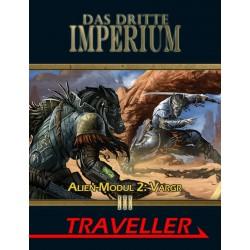 Das dritte Imperium - Traveller: Alienmodul 2: Vargr