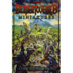 Demonworld Core Rulebook