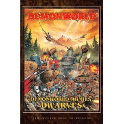 Demonworld Dwarf Army Book