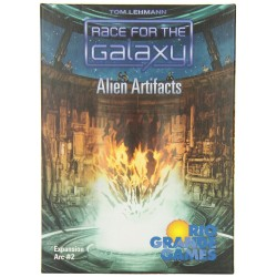 Race for the Galaxy Alien Artifacts Expansion